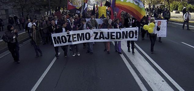 Beograd: Parada ponosa 28. septembra bez obzira na bezbjednosne procjene