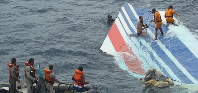 Ostaci Airbusa i tijela dvije su godine bili na dubini od 4000 m