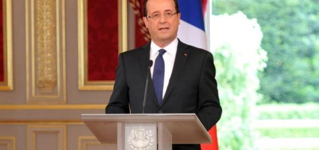 Oland: Vratićemo Francusku pravdi i otvoriti novi put Evropi