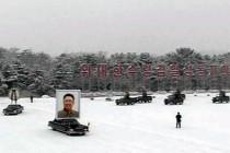 Stotine hiljada ljudi na ceremoniji sahrane Kim Džong ILa
