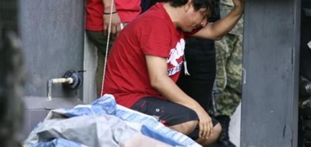 Odrubljena glava hrabroj meksičkoj urednici