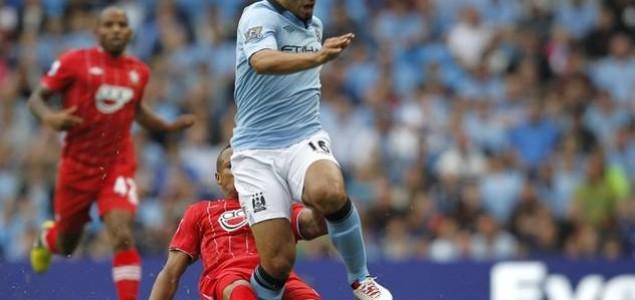 Manchester City savladao Southampton, Džeko strijelac