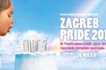 Miloš Vasić: Zagreb Pride