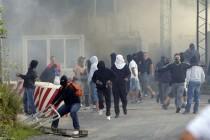 Zapaljen prelaz Jarinje, Thaçi krivi Beograd