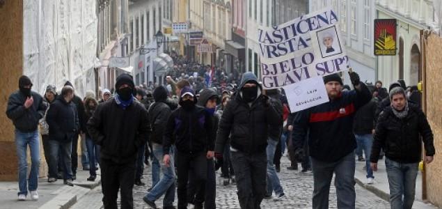 I Hrvatska postaje dio svjetske revolucije, kreće val prosvjeda