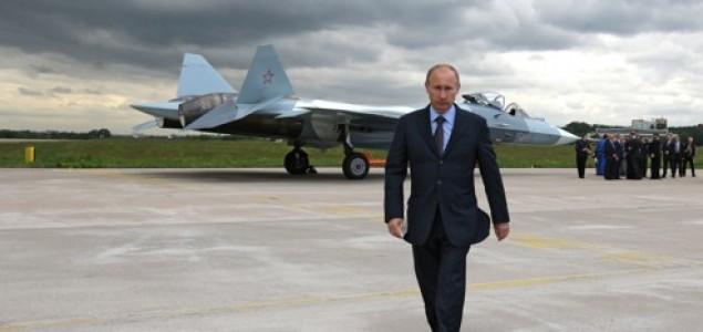 Putinov protivnik optužuje ruskog predsjednika za pretjerano osobno bogaćenje