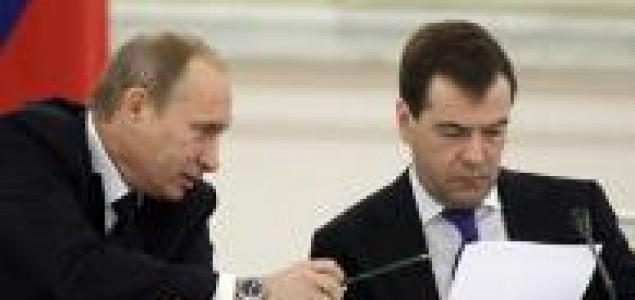 Putin protiv Medvedjeva