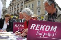 Milion potpisa za otkrivanje istine o žrtvama rata