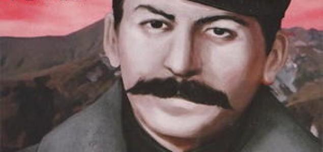 Istorijski roman o Staljinu