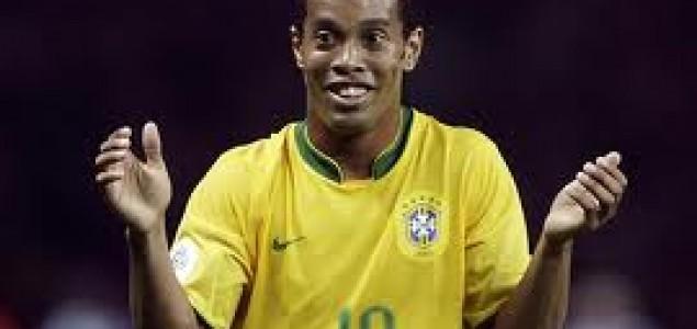 Ronaldinho: Boriću se da zaigram za Brazil na SP 2014.