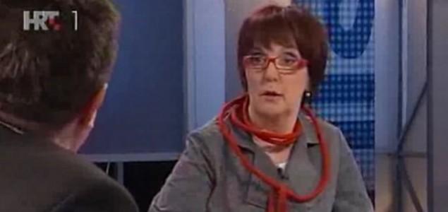Rudanica Biliću: Zašto ste uvijek nadrkani i napaljeni?