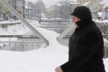 Najviše snijega i u utorak u BiH, Srbiji i Makedoniji