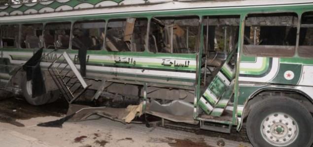 Asad poslao tenkove na građane