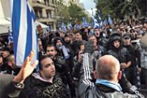 U siromašnoj Grčkoj raste netolerancija