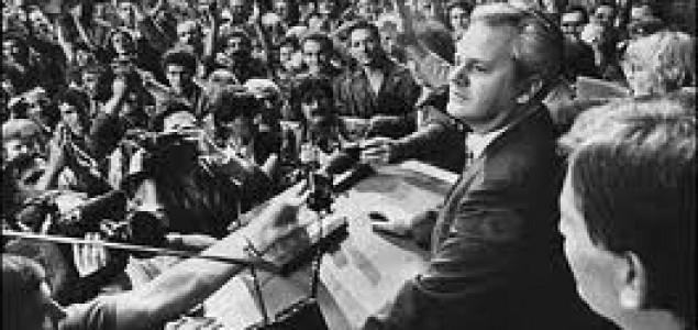 Revizija nacionalne istorije: Milošević je kriv za gubitak Kosova