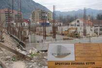 Sportska dvorana Kotor