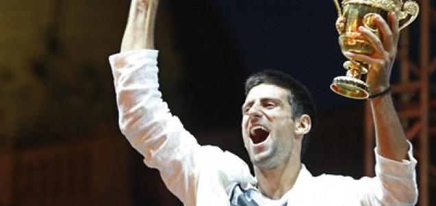 Miloš Vasić: Sv. Novak od Wimbledona