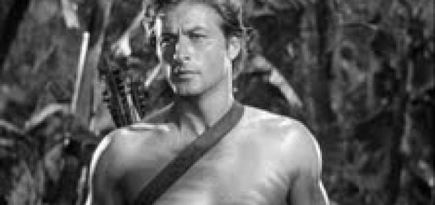 Tarzan – čovjek majmun – na Balkanu