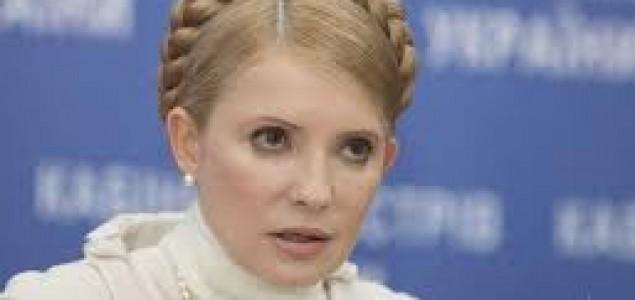 Timošenko simbolično nositeljica liste za parlamentarne izbore