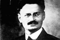 Portret Lava Trockog