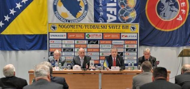 FIFA i UEFA suspendovali Nogometni savez BiH