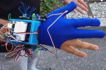 Ultrazvučna rukavica za pregled grudi