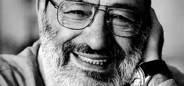 Umberto Eco: Pišem za mazohiste