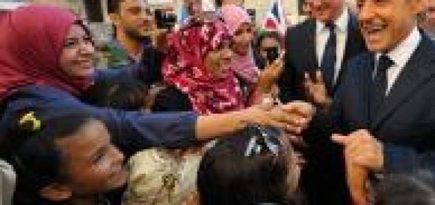 Utrka Europljana za naklonost Libijaca i njihovu naftu