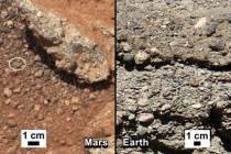 Potoci na Marsu