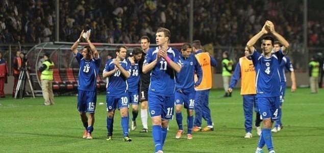 Džeko 40. najvredniji igrač na svijetu, BiH na 18. mjestu