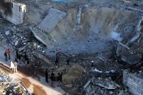 Izraelska avijacija započela žestoko bombardiranje Gaze