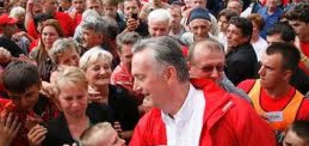 """Sdp BiH: """"Mješoviti brakovi"""" su armatura u temelju Bosne i Hercegovine"""