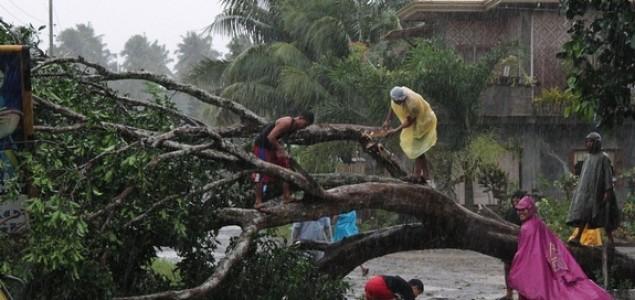 Tajfun pogodio Japan, kreće se prema Fukushimi