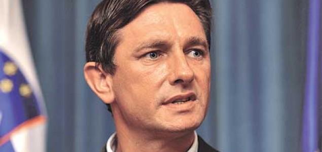 Pahor prvi javni nastup odradio na partizanskom skupu