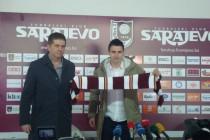Početak priprema FK Sarajeva