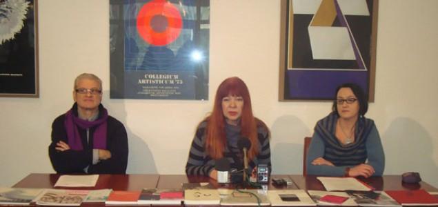 Program galerije Collegijum artisticum za 2013. godinu