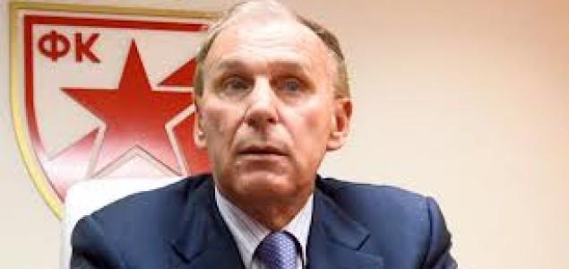 Dragan Džajić udario Nebojšu Čovića!