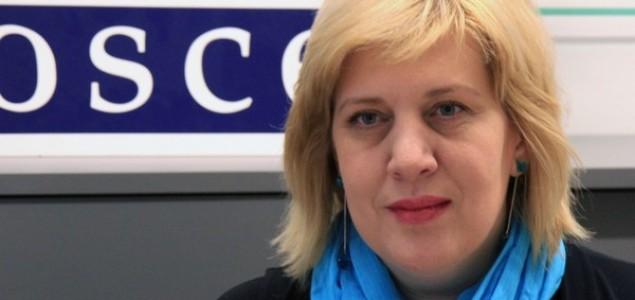 Vodeći svjetski borac za prava novinara Dunja Mijatović šokirana smjenom Denisa Latina