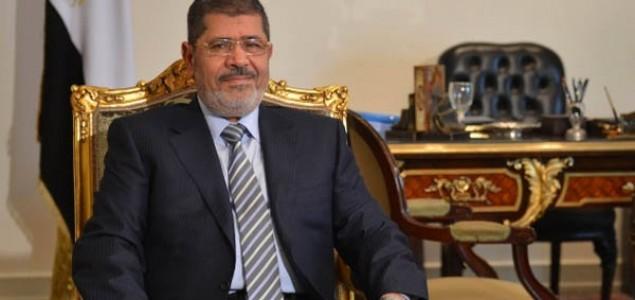 """U razgovoru: Muhammad Mursi """"Mi nećemo vjersku  državu"""""""