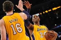 Lakersima treća pobjeda u nizu, Bryant sakupio 39 asistencija u tri meča