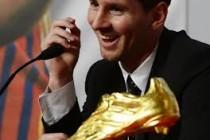 Lionel Messi četvrti put zaredom proglašen za najboljeg igrača