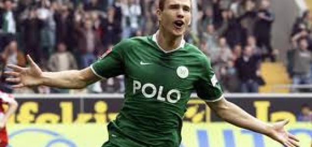Džeko najbolji igrač Wolfsburga svih vremena