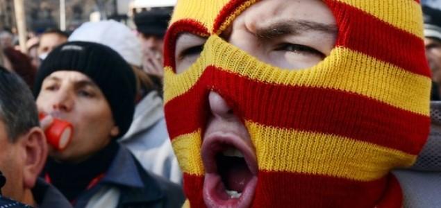 7000 Makedonaca prosvjedovalo protiv vlade
