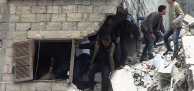 Assadove snage ubile 15 osoba, među njima žene i djeca