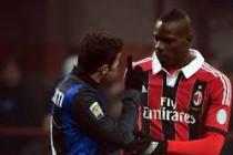 Inter kažnjen zbog uvreda Balotelliju, Balotelli zbog reakcije