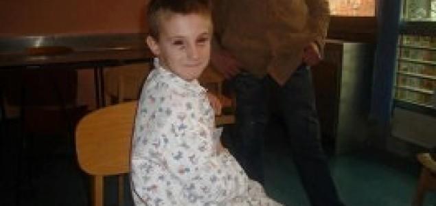 Pomozimo sedmogodišnjem Elvedinu Deronjiću da živi
