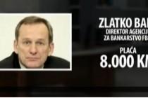 Sramotno visoke plaće direktora u BiH, a sve sa leđa građana