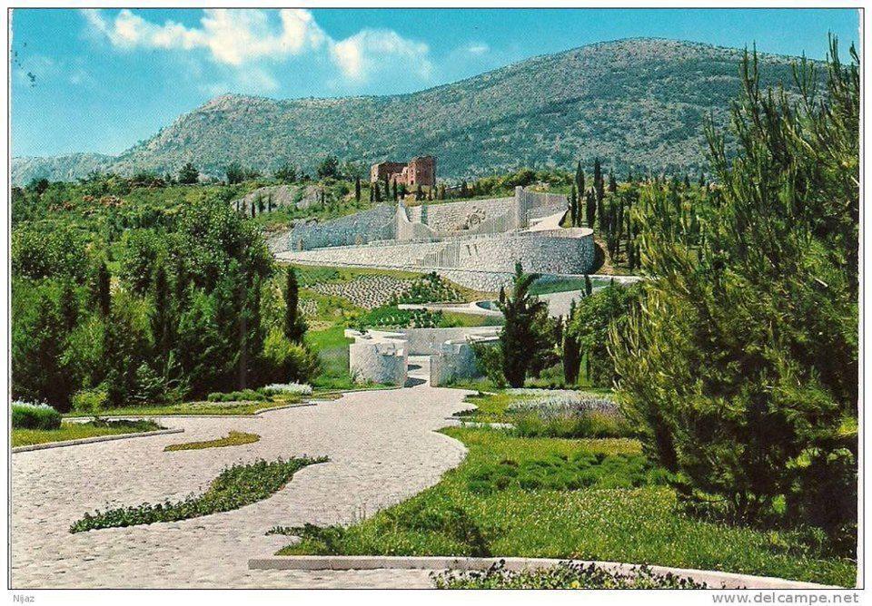 partizansko groblj eu mostaru