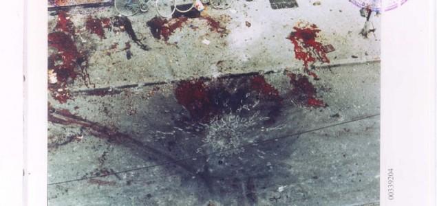 Sjećanje na barbarstvo: Zločinci su na Markalama granatama ubili 43 osobe