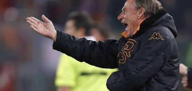 Roma otpustila trenera Zdeneka Zemana
